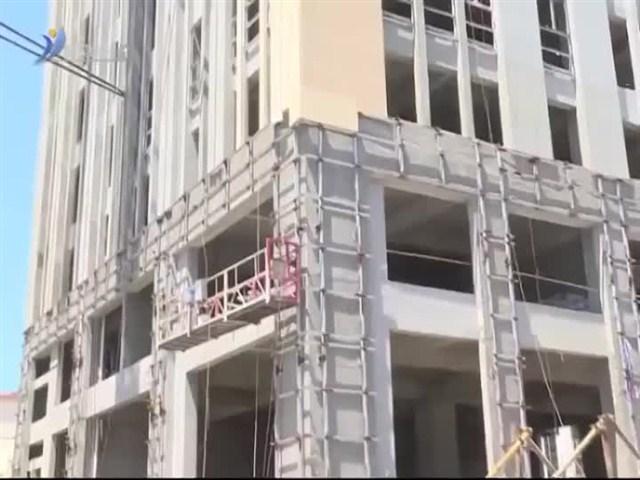 环翠区:集中攻坚 重点突破 竹岛街道涌动项目建设热潮