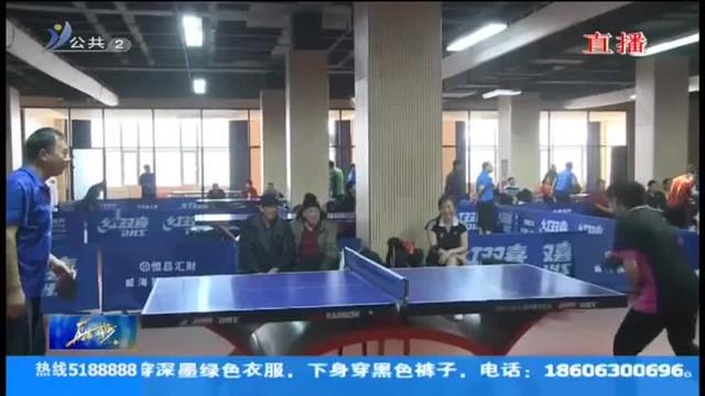 喜迎元旦!欢乐谷杯卧龙乒联团体友谊赛开赛