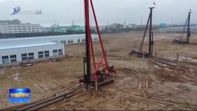 南海新区恒嘉辉半导体产业园项目开工