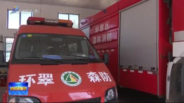 张宏伟调研森林防火、松材线虫病防治等工作