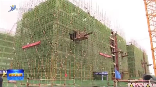 """攻坚!南海新区项目建设""""快步走"""""""