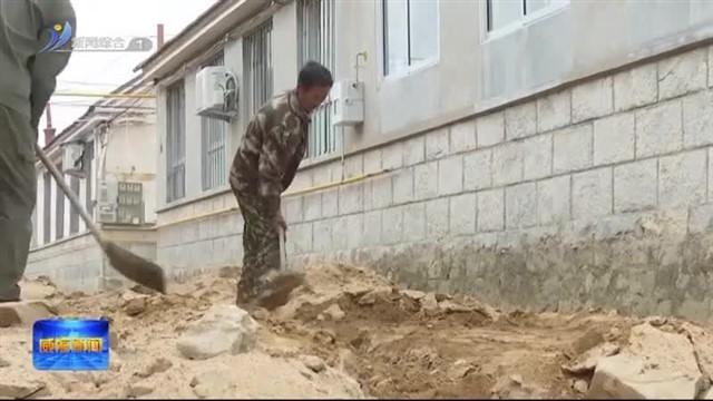 """乳山全面推进农村""""户户通"""""""
